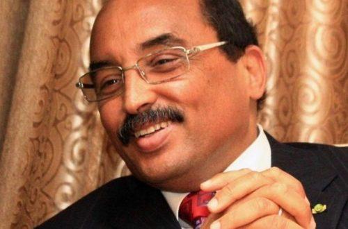 Article : Mauritanie : les défis du second mandat d'Aziz