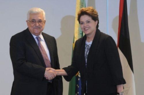 Article : Pour Gaza, le Brésil adopte la stratégie anti-apartheid