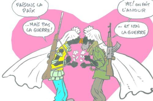 Article : Que les  accords de Brazzaville soient l'amour !