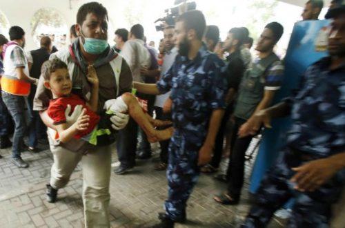 Article : Israël vs Palestine : pour l'amour du ciel, stop killing
