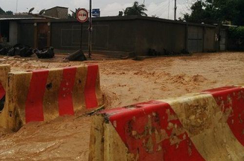 Article : Côte D'Ivoire : Abidjan sous les eaux