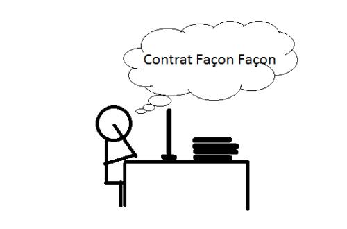 Article : Après le CDD et le CDI, le CFF.