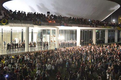Article : Brésil : pourquoi la révolution n'a pas eu lieu