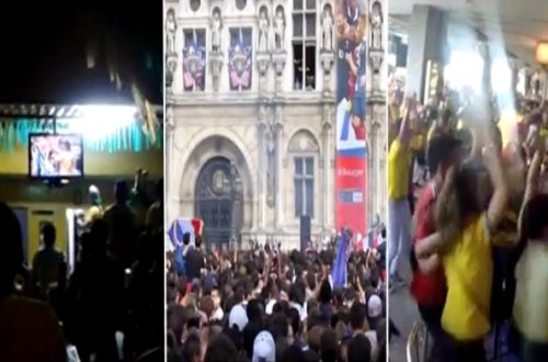 Article : Brésil, Colombie, France… votre quart en images !