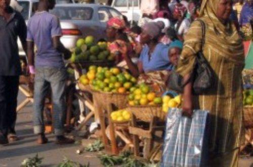 Article : Ma vendeuse de fruits