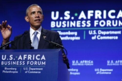 Article : Les non-dits du sommet américano-africain