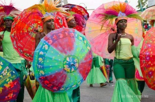 Article : Haïti : ce que l'on retiendra du Carnaval des fleurs ?