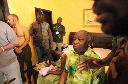 Article : Le jeu hypocrite des pro-Gbagbo