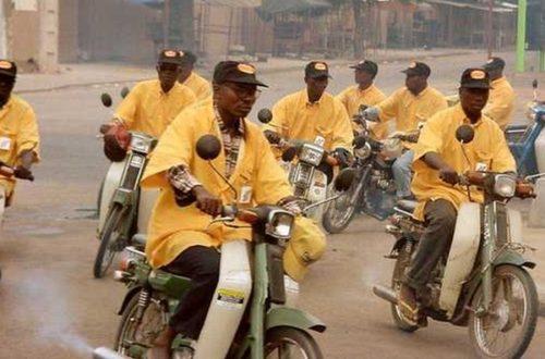 Article : Bénin : au revoir les taxis-motos ?