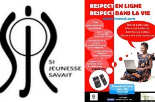Article : En RDC, une association dit stop à la violence contre les femmes sur Internet