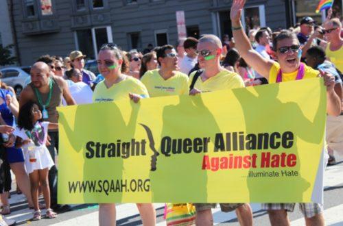 Article : Tout ce qui est queer n'est pas gay – Recto Verso