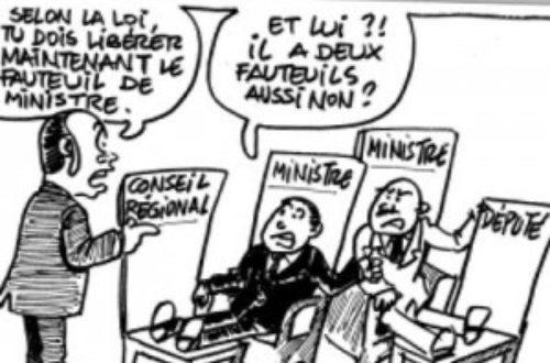 Article : Côte d'Ivoire : les salaires des ministres cumulards