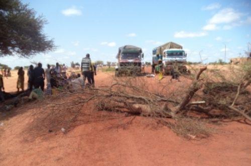 Article : Burkina : Djibo sous contrôle de manifestants