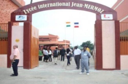 Article : Réouverture du lycée français Jean Mermoz d'Abidjan : un pari gagné