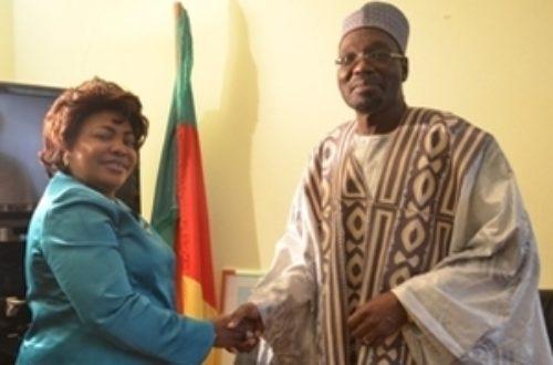 Article : Marie Colombe Ngodjou : une féministe gabonaise chez nous !