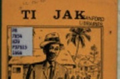 Article : La vérité sur le premier roman en créole haïtien