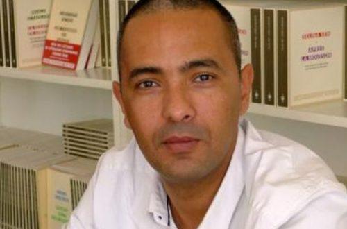Article : Kamel Daoud, le dinosaure