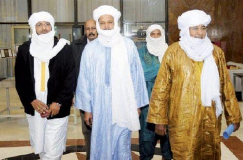 Article : Pourparlers d'Alger : le MNLA et la stratégie d'aveuglement…