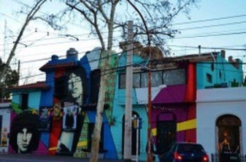 Article : De l'autre côté de la frontière : Mendoza, l'Argentine et le Far West
