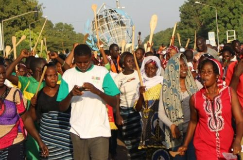 Article : Lettre d'un jeune Sénégalais à ses frères et sœurs du Burkina Faso