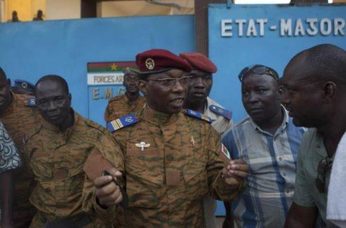 Article : Burkina -Compaoré 0 -quelques leçons à tirer jusqu'ici