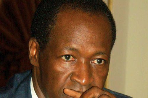 Article : Burkina : Compaoré a manqué le rendez-vous avec l'histoire