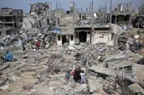 Article : Combien coûte Gaza ?