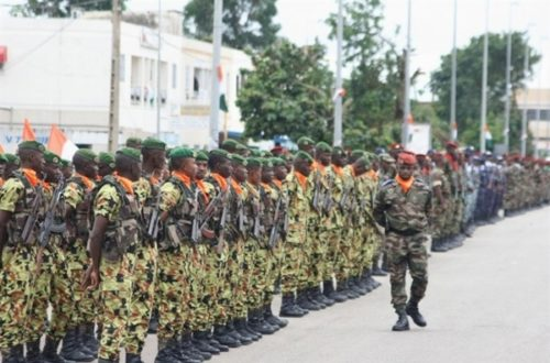 Article : Police ivoirienne : non mais raccroche quoi !