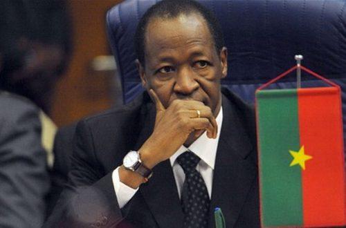 Article : Lettre d'un jeune panafricaniste au président du Faso