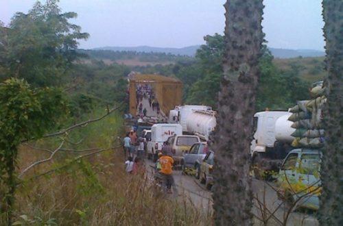 Article : Conakry-Boké : les écueils d'un voyage de deuil