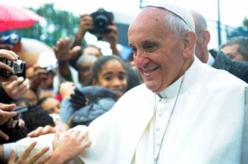 Article : Le Sri Lanka dans l'attente du pape François