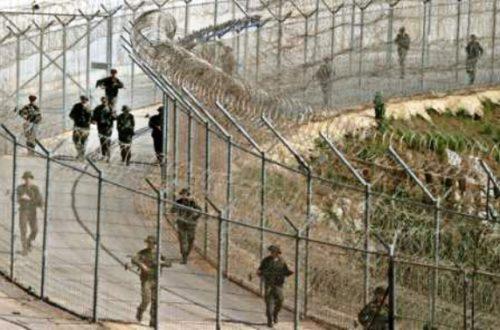 Article : De Berlin à Ceuta, les barrières de séparation n'en finissent pas