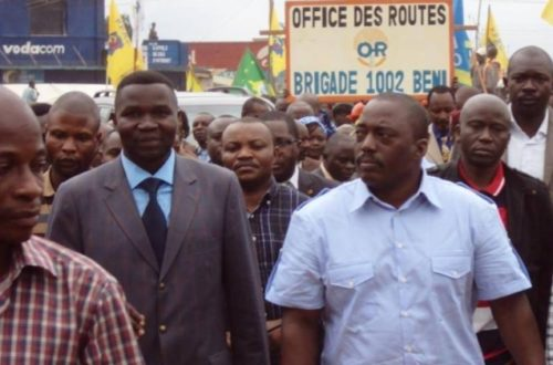 Article : République démocratique du Congo : Béni pas vraiment bénie
