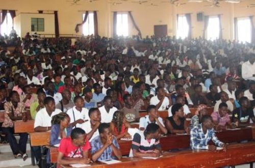 Article : L'étudiant togolais, ce parent pauvre !