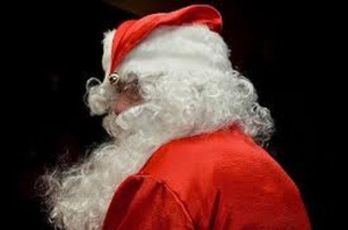 Article : Allô 229, Papa Noël viens nous rendre visite !