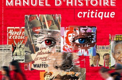 Article : Elle A Lu- Le Manuel D'Histoire Critique