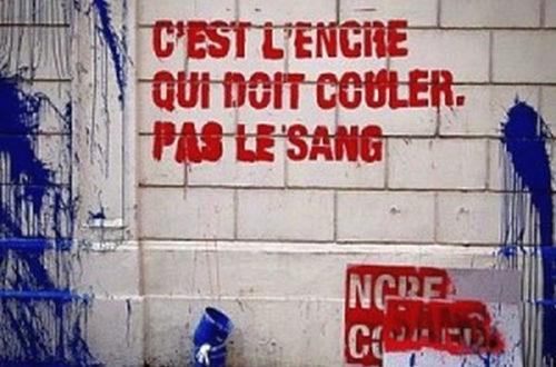 Article : Sombre France… Il n'y a plus de liberté