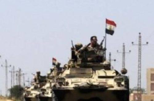 Article : Al-Sissi se fout de la gueule de la Révolution égyptienne