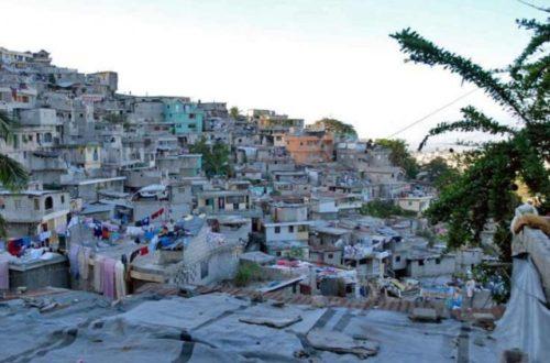 Article : 5 ans après le séisme, ils vivotent encore sous les tentes