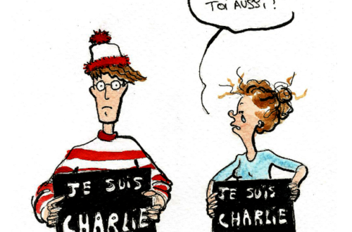 Article : Je Suis Charlie