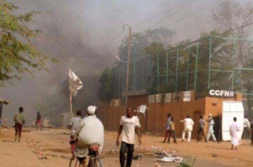 Article : Au Niger, des villes en ébullition après la dernière publication de Charlie