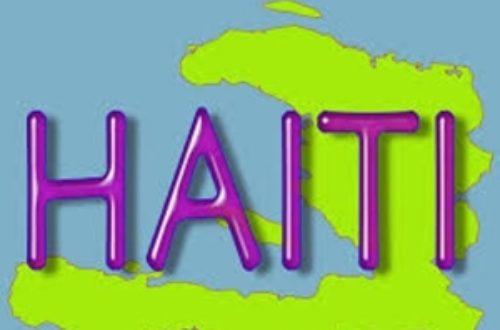Article : Tout pour le peuple haitien, mais ils se fichent de nous !