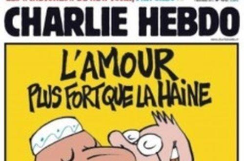 Article : On est tous Charlie Hebdo (1ère partie)