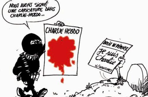 Article : Nous sommes tous Charlie… lui aussi