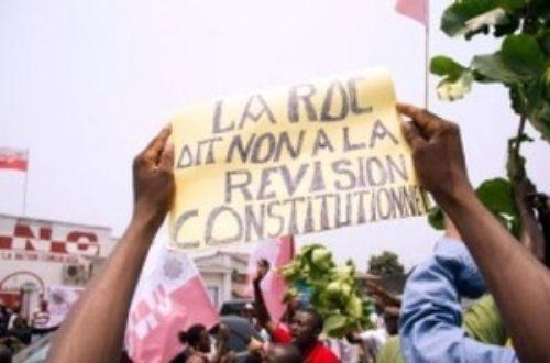 Article : RDC : l'examen du projet de loi électorale, la goutte qui fait déborder le vase