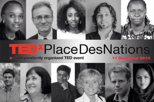 Article : TEDx : des idées qui valent la peine d'être diffusées