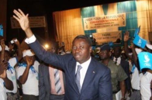 Article : Togo, la révolution n'est pas pour demain?