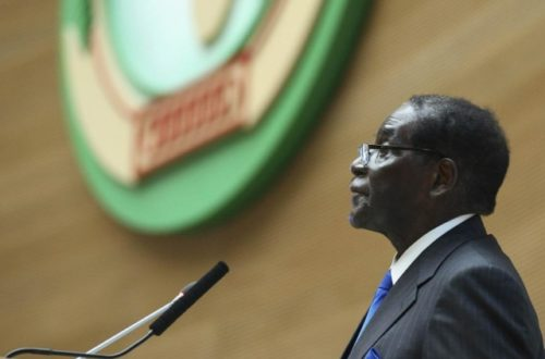 Article : L'Union africaine et le choix Mugabe