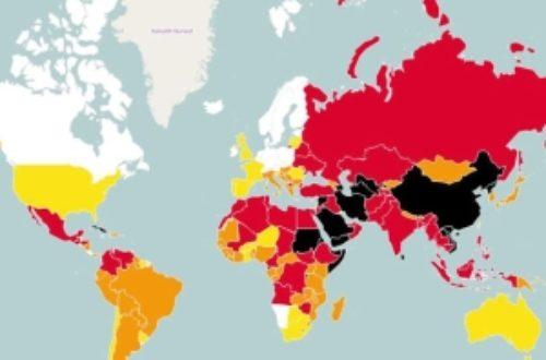 Article : La liberté de la presse en recul au Bénin