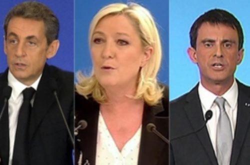 Article : Départementales : la France vire à droite